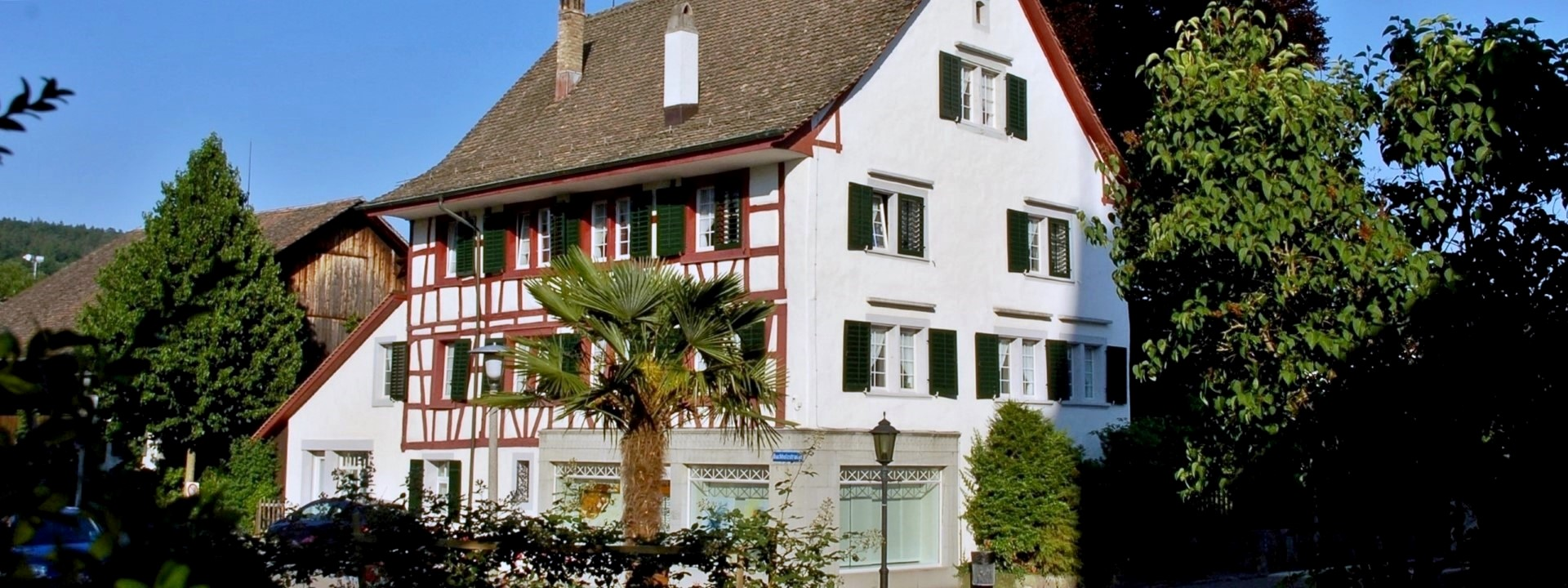 Bed and breakfast hotel zollikon for Ch homes